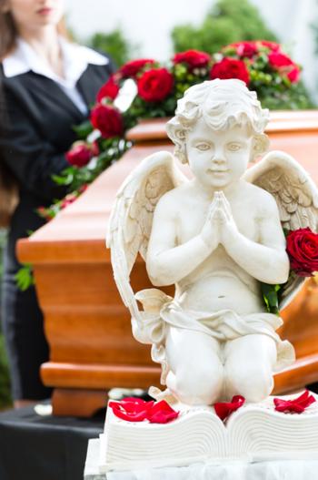 messe d'enterrement maître cérémonie funéraire catholique église aria
