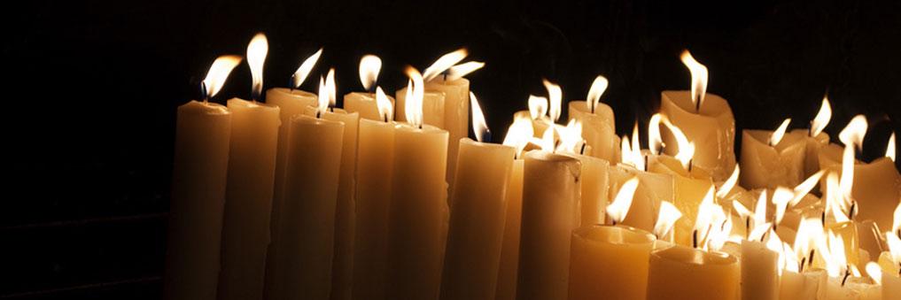 aria cérémonie funéraire catholique enterrement religieux musique