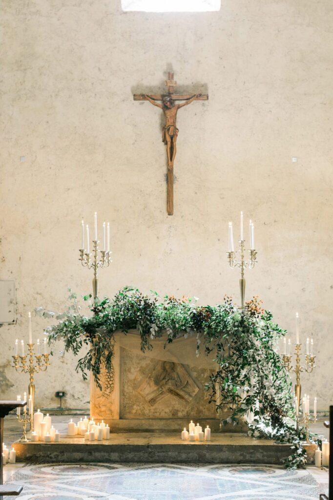aria messe enterrement