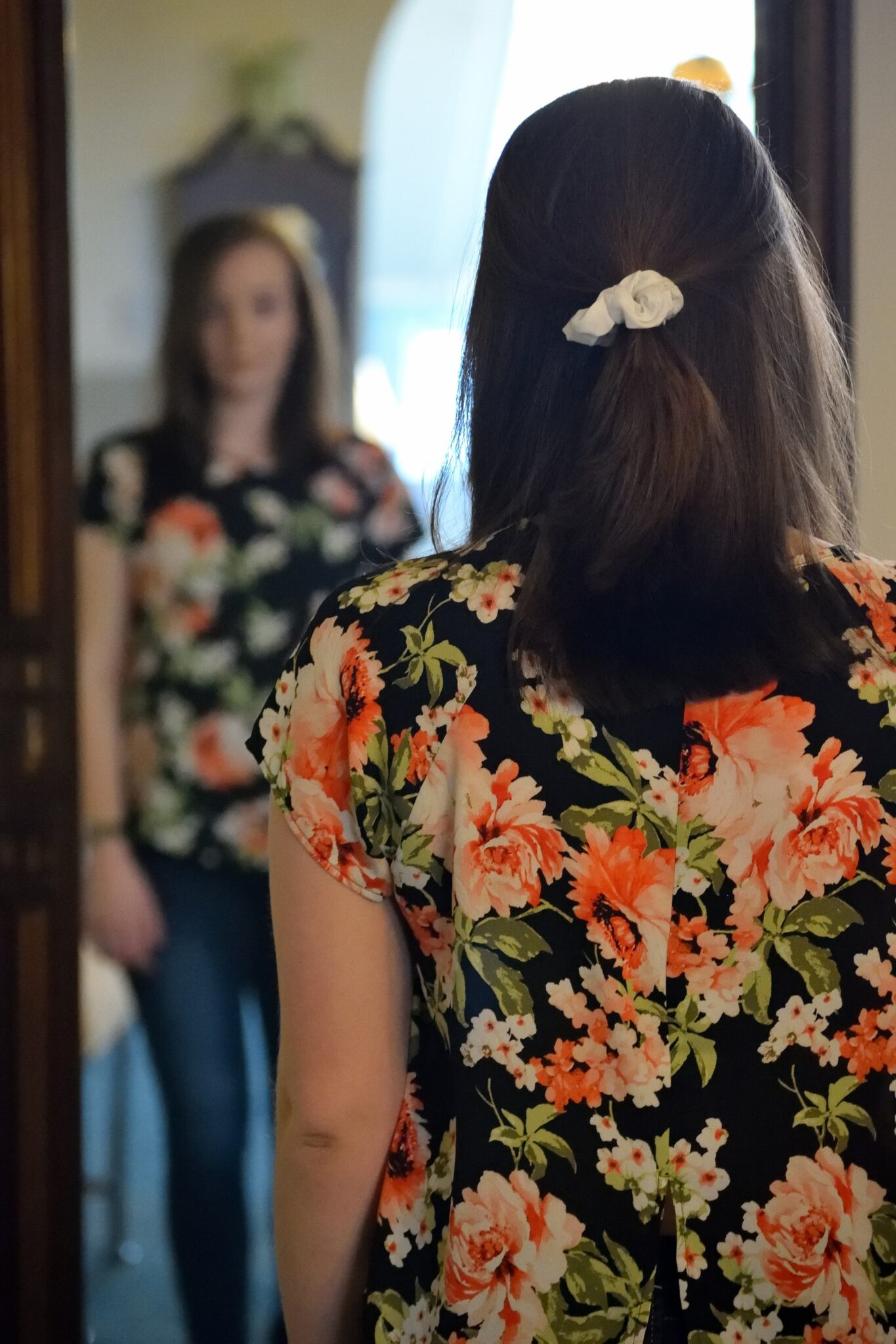 aria repeter prise de parole exercice devant un miroir obseques discours enterrement