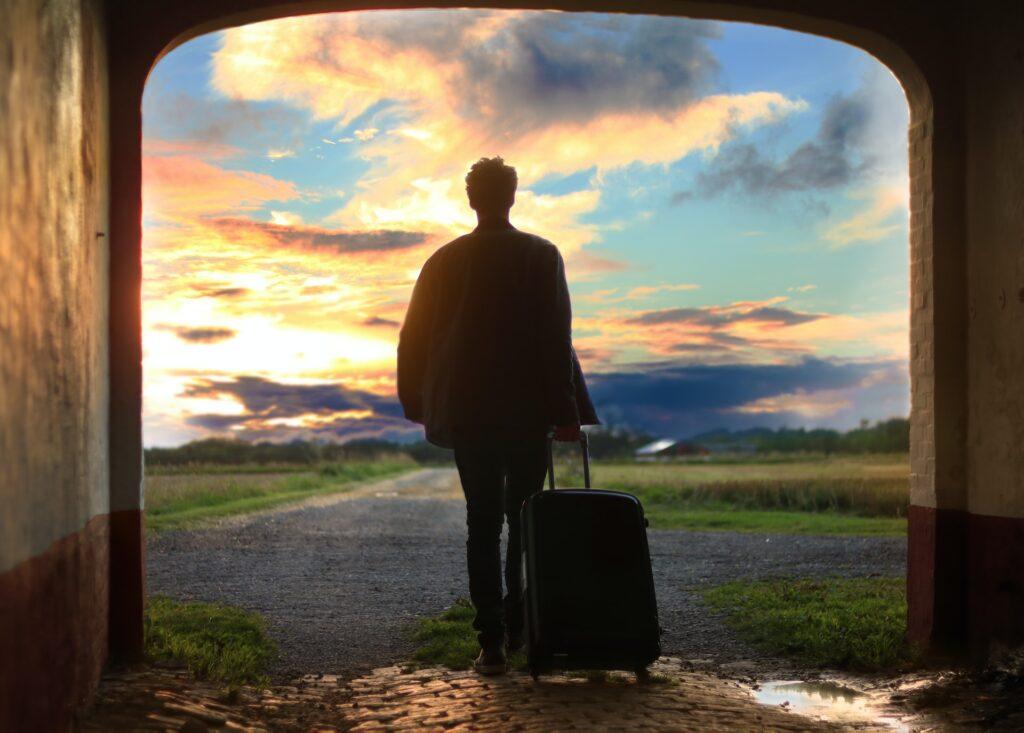 aria voyage adieu hommage au defunt spiritualite